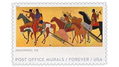 anadarko-post-office-mural-stamp