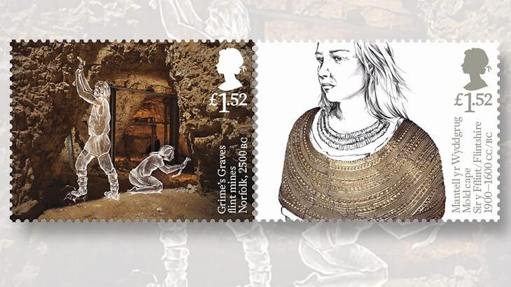 ancient-britain-royal-mail-stamps-grimes-grave-flint-mines-mold-cape-gold