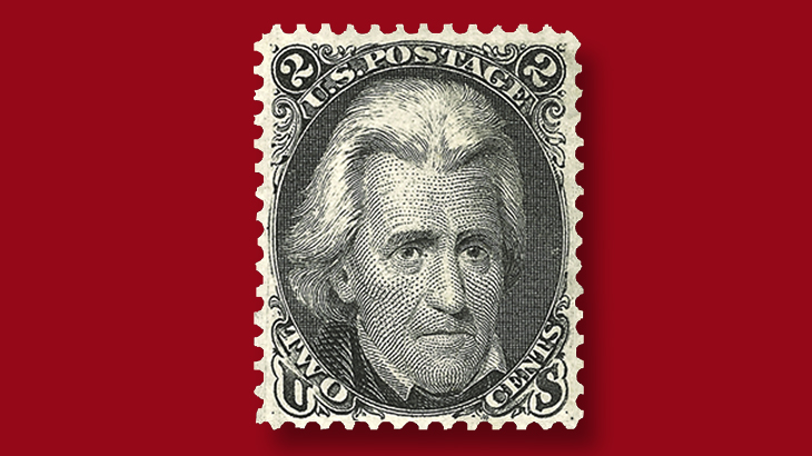A Key Stamp For Any U S Collection Linns Com