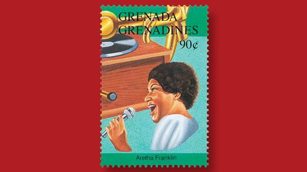 aretha-stamp