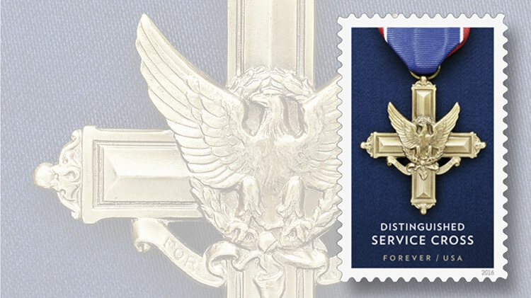 army-distinguished-service-cross-stamp