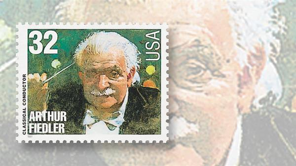 arthur-fiedler-conductor-stamp
