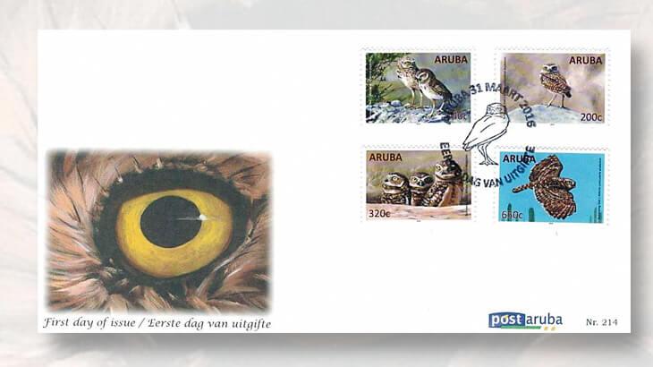 aruba-owl-stamp