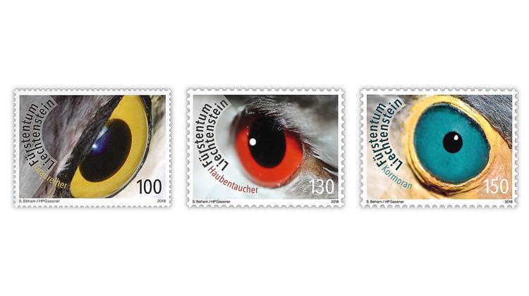 asiago-award-liechtenstein-birds-eyes-stamps