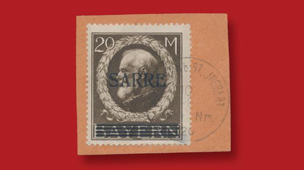 auction-gaertner-saar-1920-ludwig-stamp