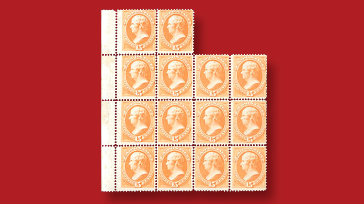 auction-kelleher-united-states-daniel-webster-stamp-multiple