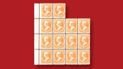 auction-kelleher-united-states-daniel-webster-stamp-multiple