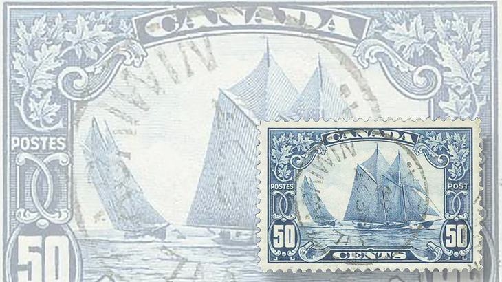 auction-roundup-eastern-auctions-canada-bluenose-stamp