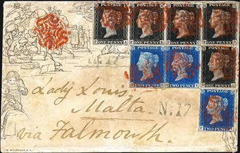 auction-roundup-feldman-1841-lady-louis-muready-cover-bristol-malta
