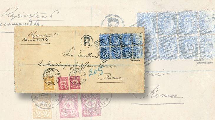 auction-roundup-grosvenor-auction-yemen-aden-mixed-franking-cover