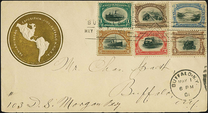 auction-roundup-hr-harmer-pan-american-exposition-first-day-cover