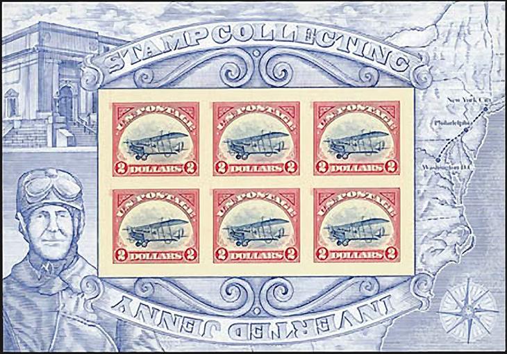 auction-roundup-kelleher-upright-jenny-invert-sheet