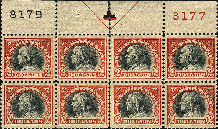 auction-roundup-regency-superior-1918-franklin-orange