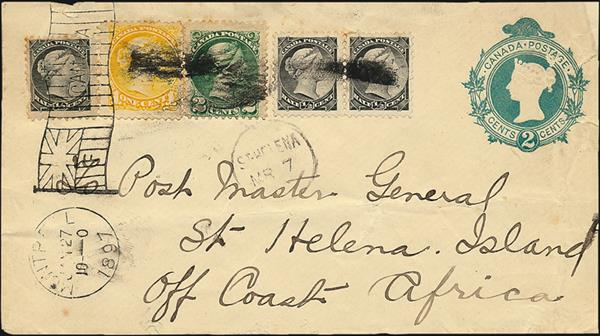 auction-roundup-sparks-daniel-cantor-small-queens-st-helena-upu-rate-cover