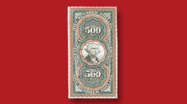 auction-siegel-500-dollar-large-persian-rug-revenue-stamp