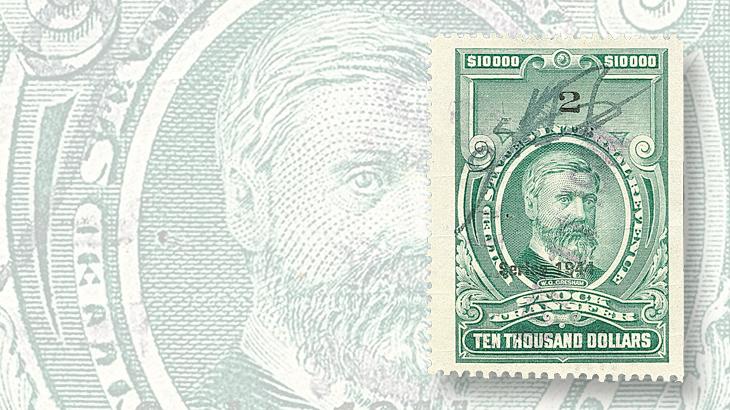 auction-siegel-nov-1944-dollar10000-stock-transfer