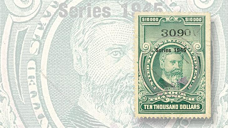 auction-siegel-nov-1945-dollar10000-stock-transfer