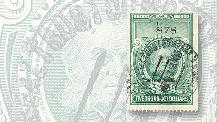 auction-siegel-nov-1945-dollar5000-stock-transfer