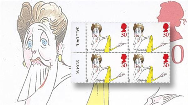 auction-spink-1998-joyce-grenfell-unissued-stamp