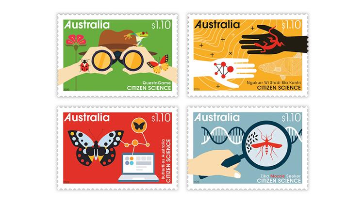 australia-2020-citizen-science-stamps