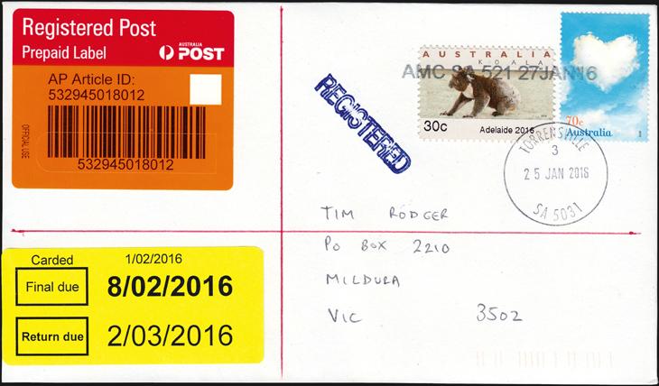 australia-emergency-stamp-adelaide-cover