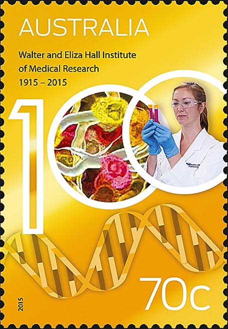 australia-hall-institute-stamp-2015