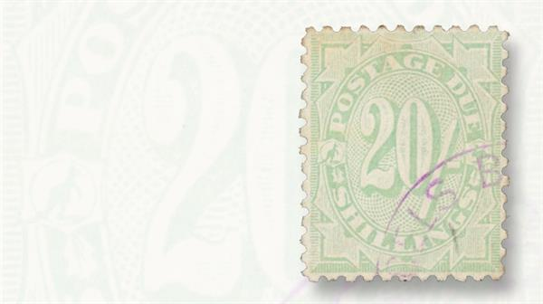 australian-1902-20-shilling-postage-due-stamp