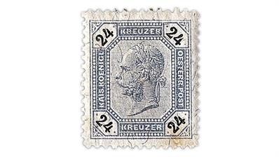 austria-franz-josef-definitive-stamps