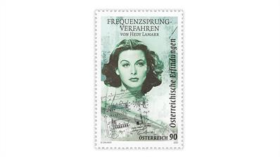 austria-inventions-hedy-lamarr-postage-stamp