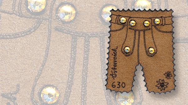 austria-leather-crystals-lederhosen-stamp-2015