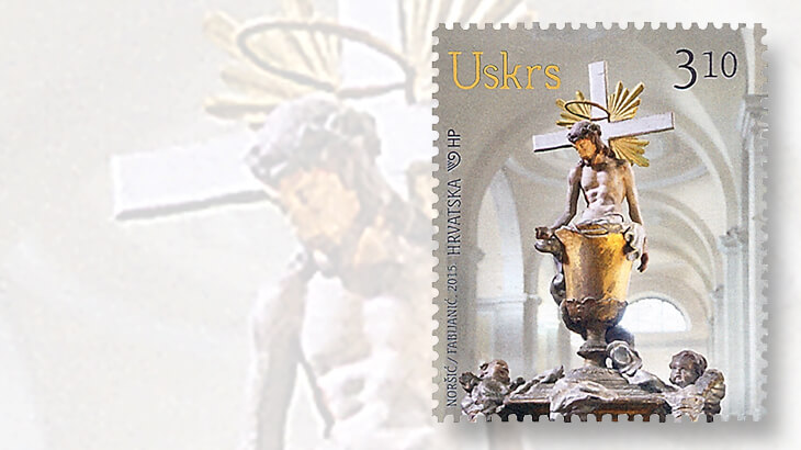 award-winning-croatia-easter-stamp