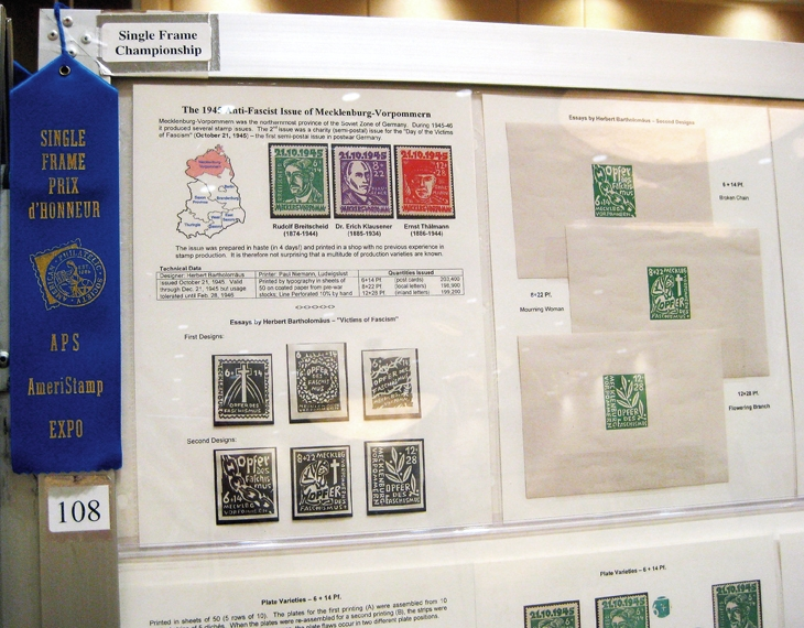 award-winning-single-frame-exhibit-2015-american-philatelic-society-ameristamp-expo