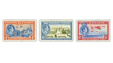 bahamas-1938-king-george-vi-pictorial-stamps