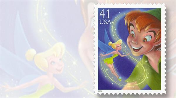 barrie-peter-pan-disney-stamp