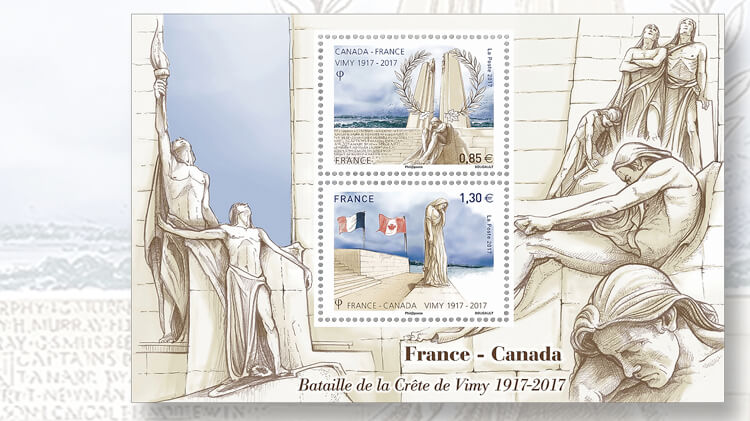 battle-of-vimy-ridge-france-souvenir-sheet