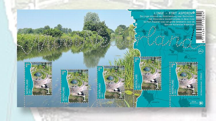 beautiful-netherlands-stamp-series