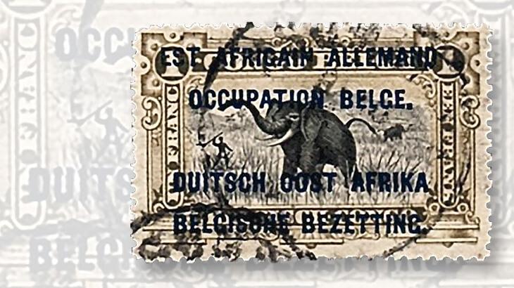 belgian-congo-stamp-bilingual-overprint
