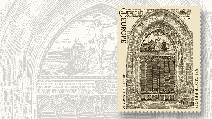 belgian-door-stamp