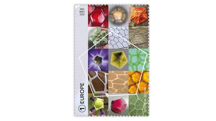belgium-2020-geometry-nature-stamp