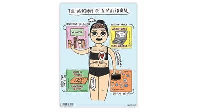 belgium-youth-philately-millennial-pane