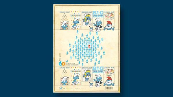 belguim-smurf-stamps