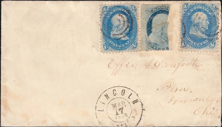 benjamin-franklin-cover-demonetized-stamp