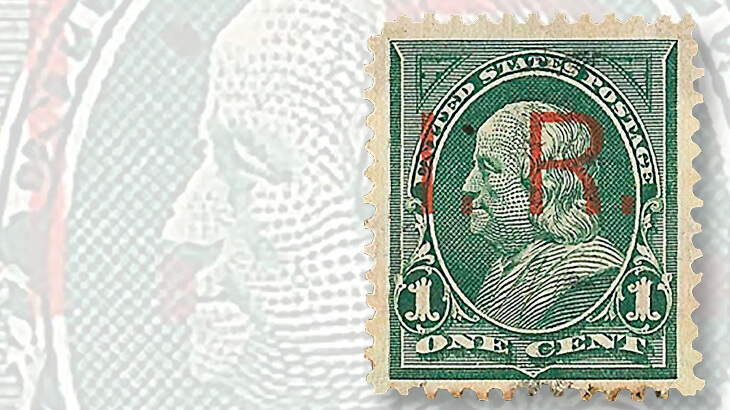 A Franklin Overprint You Should Be Looking For Linns Com