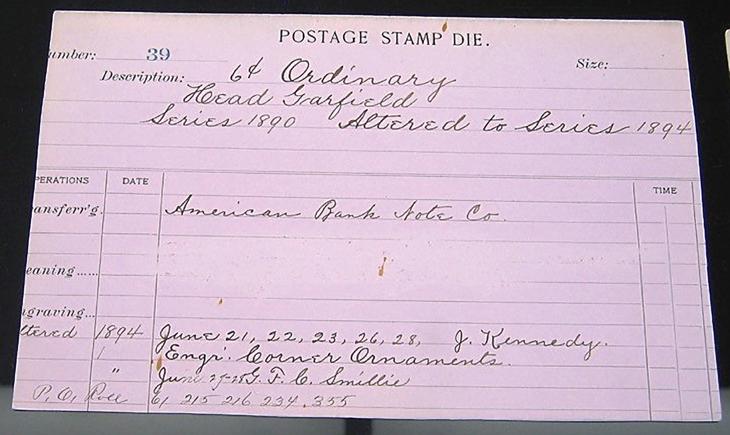 bep-stamp-die-treasure-trove-garfield-die-card