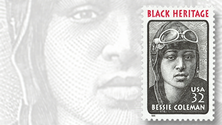 Google doodle honors American pilot Bessie Coleman