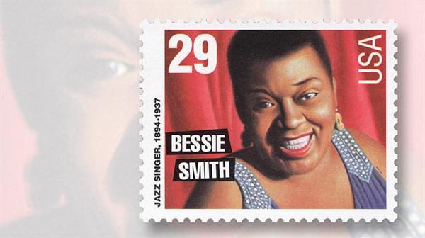 bessie-smith-american-music-stamp