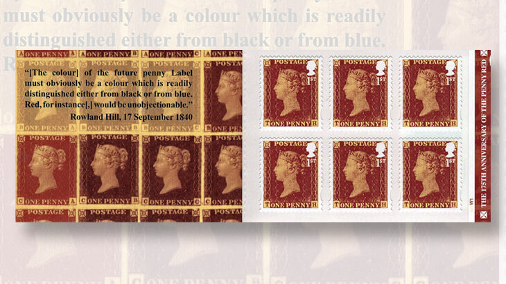 booklet-six-reissued-penny-red-stamps