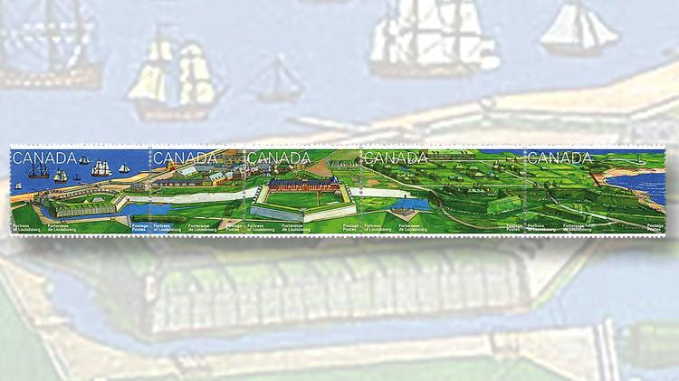 booklet-strip-five-se-tenant-stamps