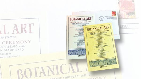 botanical-art-ceremony-program-variety