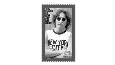 brazil-2021-john-lennon-stamp